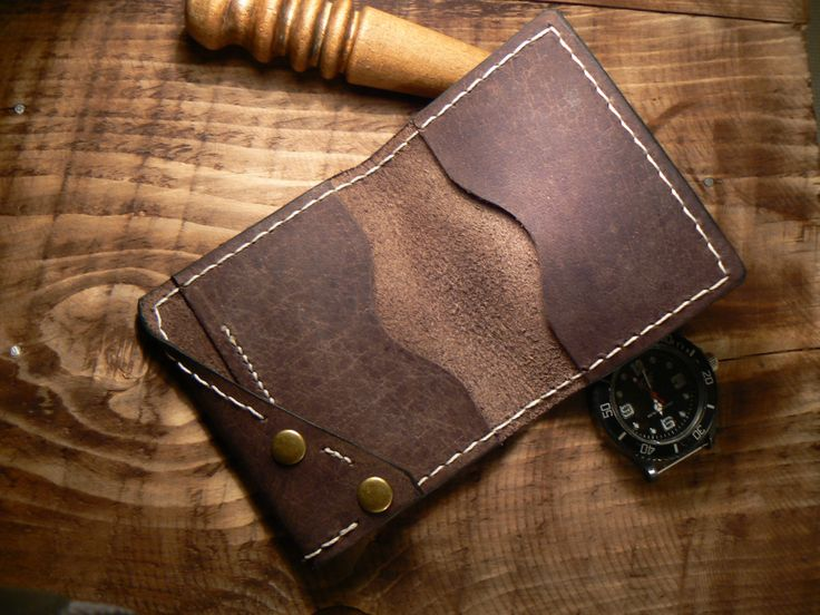Leather Slimfold Wallet - Indian Couture I by VIDA VIDA wpSkUOqPw