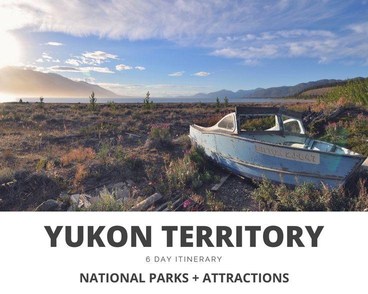 6 DAYS IN THE YUKON TERRITORY