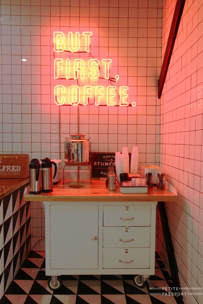 Alfred Coffee Los Angeles by Petite Passport