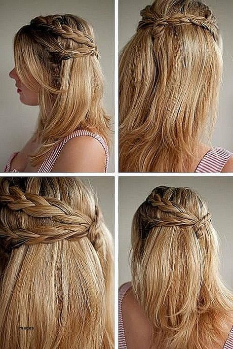 Neueste Frisuren 2018 Einfache Frisuren Langes Haar Einfache