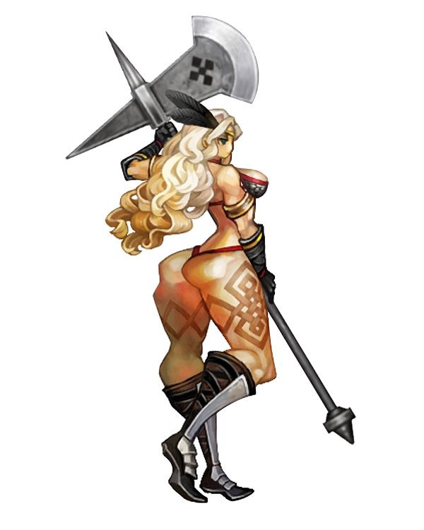 Amazon Sprite Concept - Pictures & Characters Art - Dragons Crown