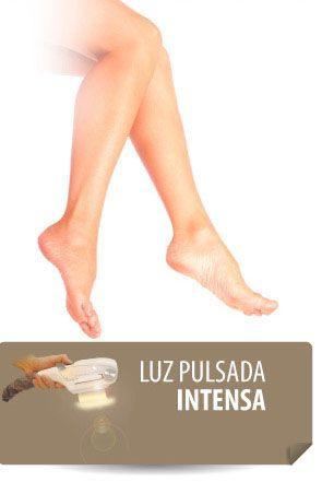 Depilación Definitiva con Luz Pulsada ~ Docualin.
