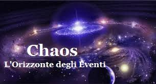 CAOS. L'orizzonte degli eventi Personale di Ezio Bruno Presenta il Critico d'Arte Andrea Domenico Taricco