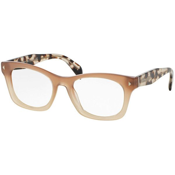 Prada Clear Frame Glasses : 17 Best images about Eyeglass Frame Styles on Pinterest ...