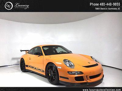 2008 Porsche 911 GT3 RS | Graphics | Contrast Stitching | Ceramic B 2008 Porsche 911 GT3 RS | Graphics | Contrast Stitching | Ceramic B Orange Coupe