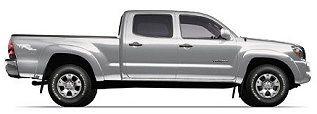 2007 Toyota Tacoma EPA Mileage Estimates