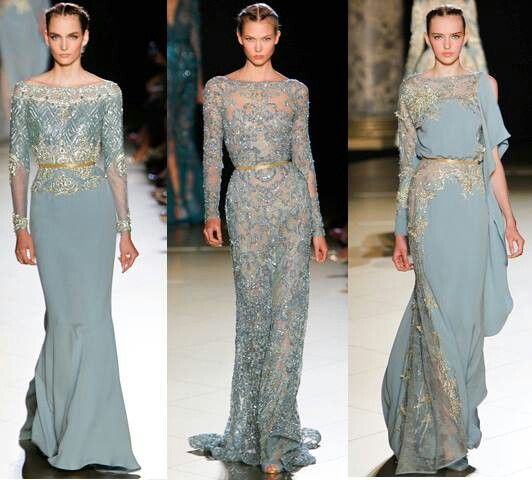 Modern fashion with Medieval inspiration