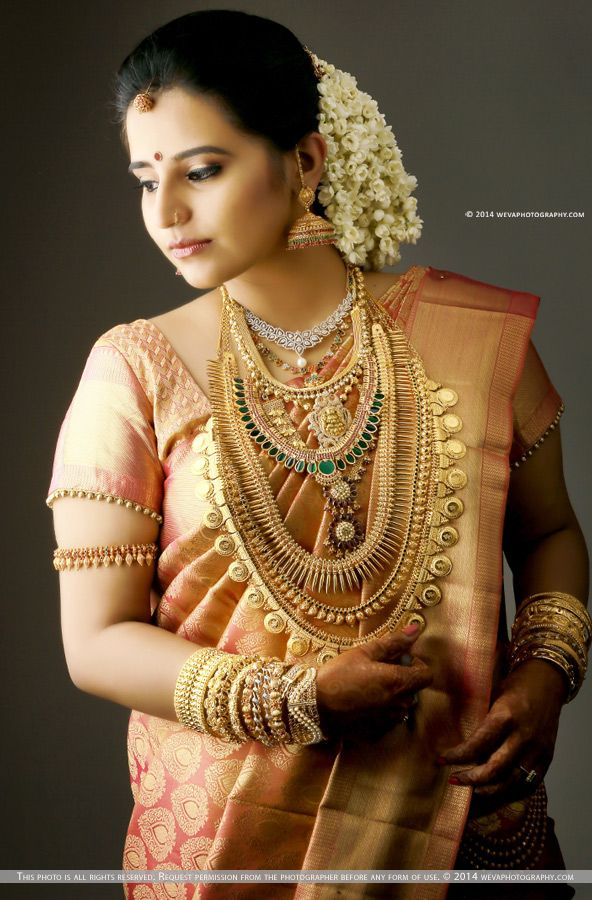 kerala bride beauty of south india pinterest kerala