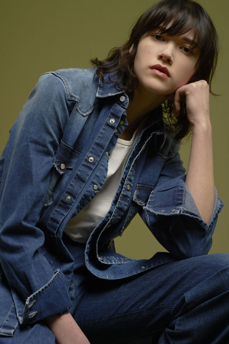 INDI(E)GO #Cycle #editorial #SS16 new campaign. #contemporary #womenswear #premiumdenim quality #madeinitaly #CycleJeans #denimmakers #denimlovers #settingthestandard #ilovemyjeans #ilovecyclejeans #wearecyclejeans www.cyclejeans.com