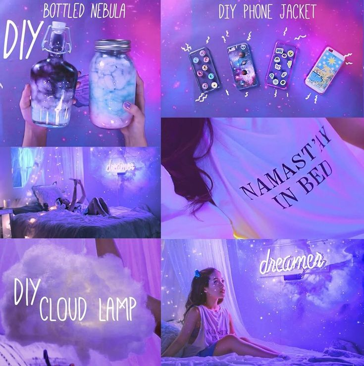 Universe Bedroom (Michelle Phan)