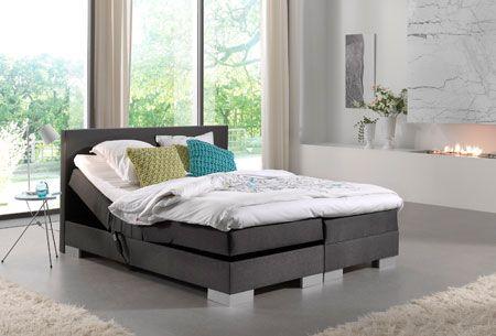 Luxe en moderne elektrische Comfort boxspring | Nu gratis bezorging