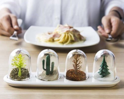 Four-Seasons-Salt-And-Pepper-Shakers-Set-Of-Spice-Lichen-Dining-Gift