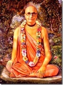 Srila Bhaktisiddhanta Sarasvati Pranati