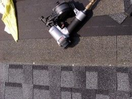 Best How To Shingle A Roof Laying Asphalt Shingles Roof 400 x 300