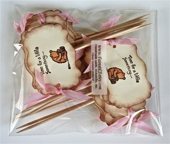 Classic Winnie the Pooh party...anything sweeter than that?