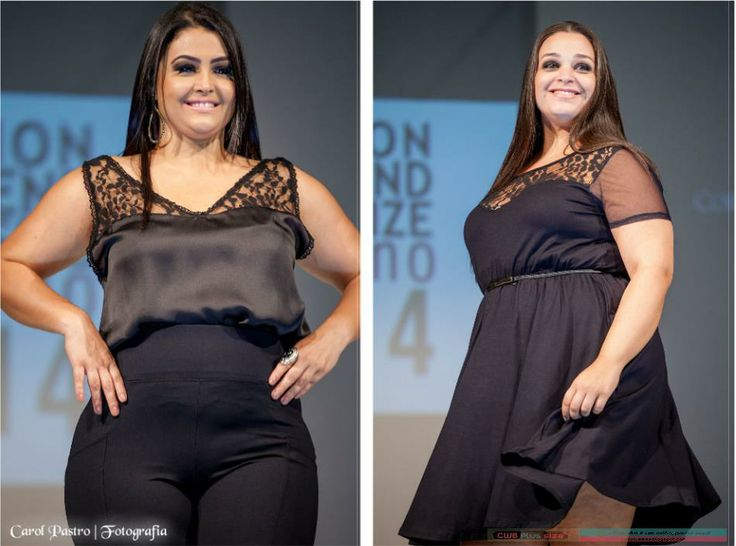 Models: Babi Monteiro / Tatiana Gaião  Fashion Weekend Plus Size / Winter 2014 Event Production: Renata Vaz Clothes: Aline Zattar http://www.alinezattar.com.br/   Preview: CWB Plus Size and Carol Pastro Photography