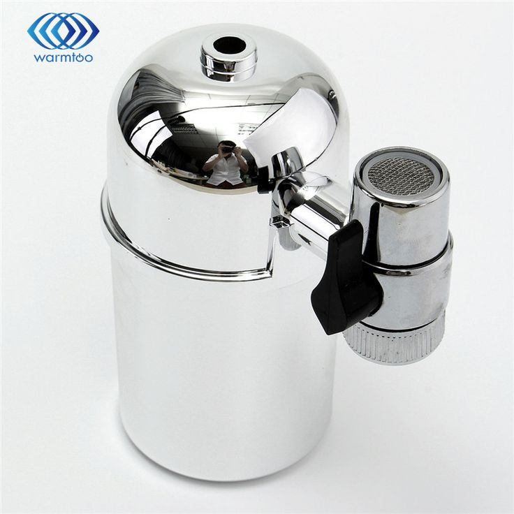 Water Filter Purifiers For Household Kitchen Health Hi-Tech Activated Carbon Tap Faucet Water Filters Purifier For Drinking