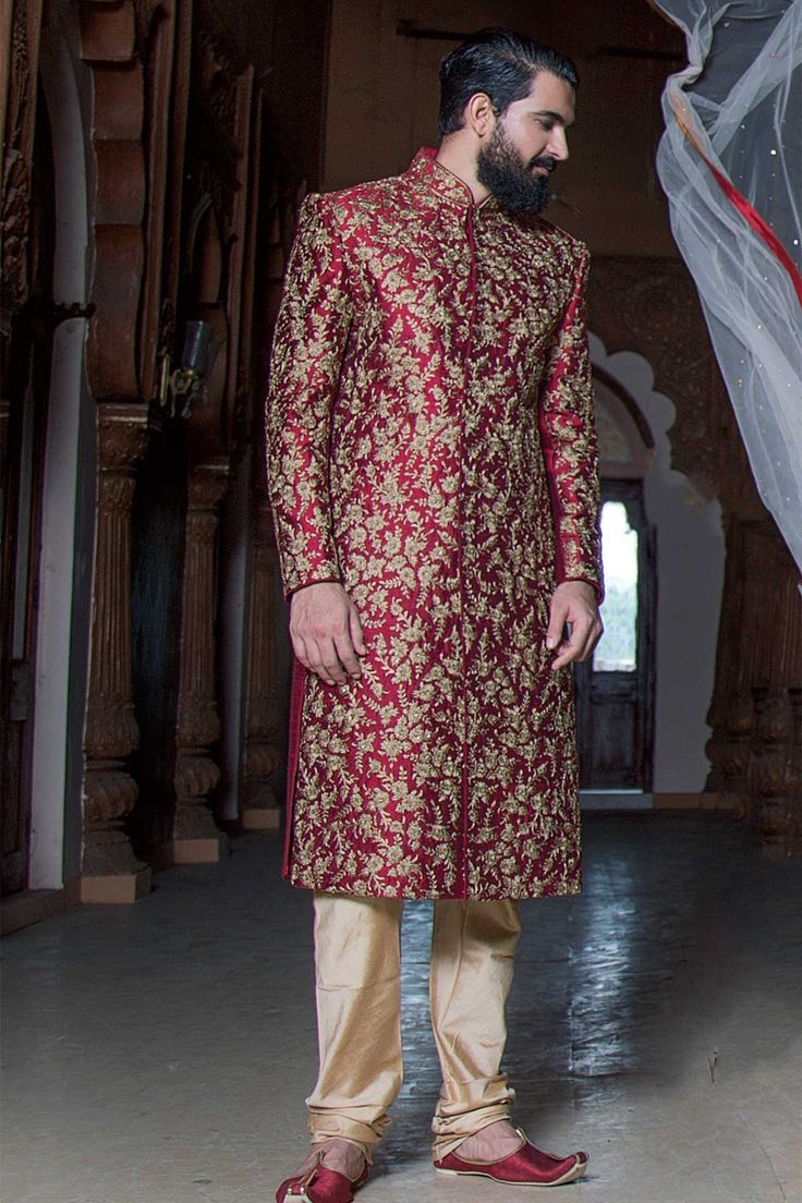 best sherwani images on pinterest