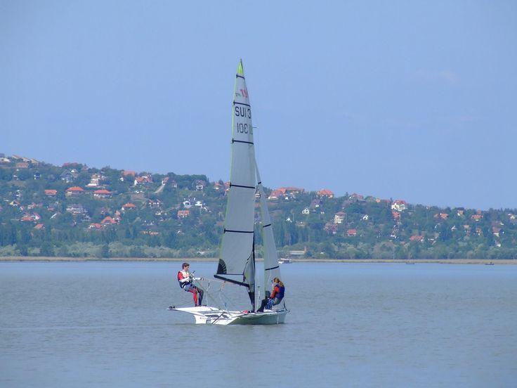 Velencei-tó Fotó: Simon János (Iszkaszentgyörgy)