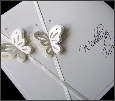 Handmade Wedding Invitations and Homemade Wedding Invitations