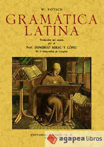 a gramatica latina libro nuevo envio urgente libreria agapea