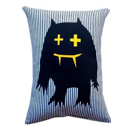 I just adore this Freddy Alphabet cushion.