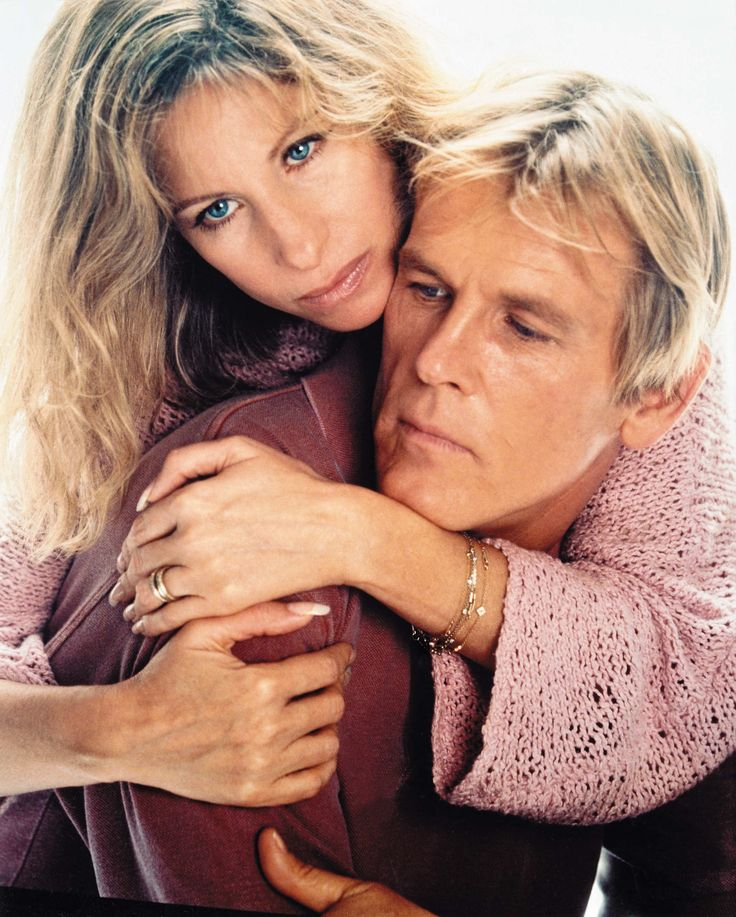 With Nick Nolte in <i>The Prince of Tides</i>, 1992 - The Cut