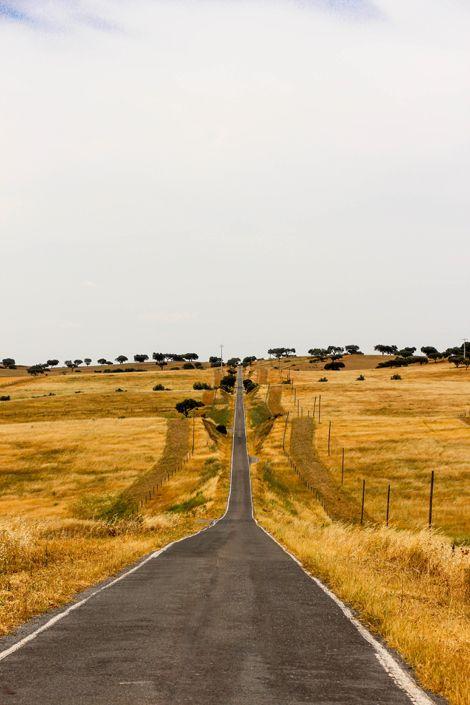 Castro Verde (road to Salto) #Alentejo #Portugal All images are under copyright © Christian Oliva-Vélez