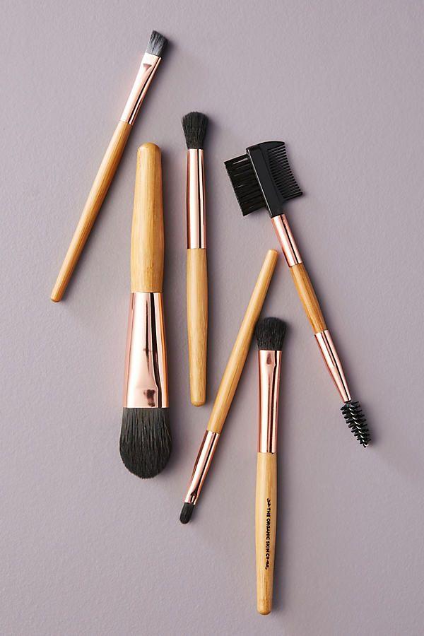 The Organic Skin Co Jet Settin Travel Brush Set In 2020 Organic Skin Travel Brushes Beauty Tips For Skin