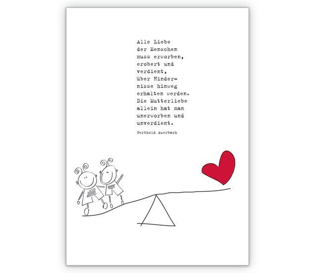 Herzliche Muttertags Klappkarte - http://www.1agrusskarten.de/shop/herzliche-muttertags-klappkarte/    00012_0_594, Glückwunschkarten, Grußkarte, Helga Bühler, Klappkarte, Mami, Mutter, Muttertags Karten, Spruch, Sprüche00012_0_594, Glückwunschkarten, Grußkarte, Helga Bühler, Klappkarte, Mami, Mutter, Muttertags Karten, Spruch, Sprüche