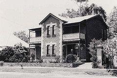 Blenheim, 73 Swan Street, Morpeth, N.S.W. (maitland.city library)