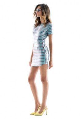 Dress in linen - BUY IT NOW ON www.dezzy.it!