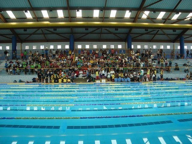 Ciudad deportiva gran canaria canarias public pools for Gran canaria padel indoor
