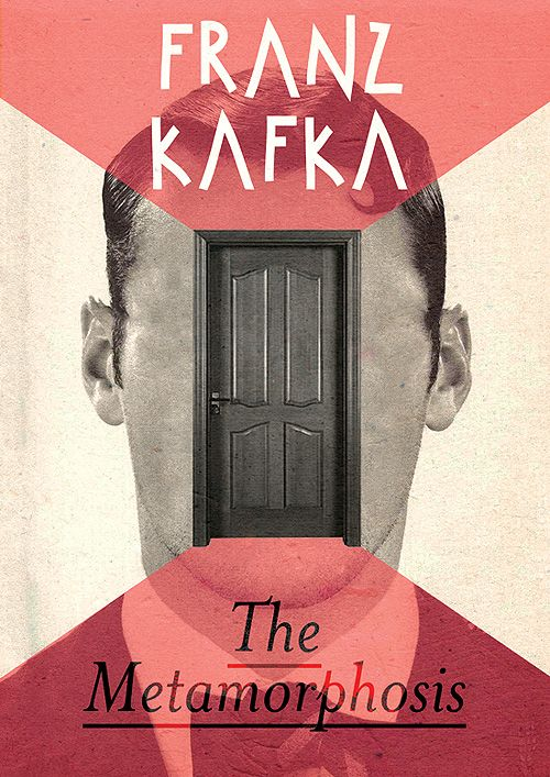 """When Gregor Samsa woke up one morning from unsettling dreams, he found himself changed in his bed into a monstrous vermin.""  —Franz Kafka, The Metamorphosis #books"