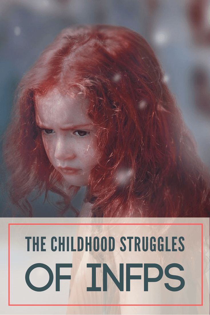 Discover the Unique Childhood Struggles of #INFPs
