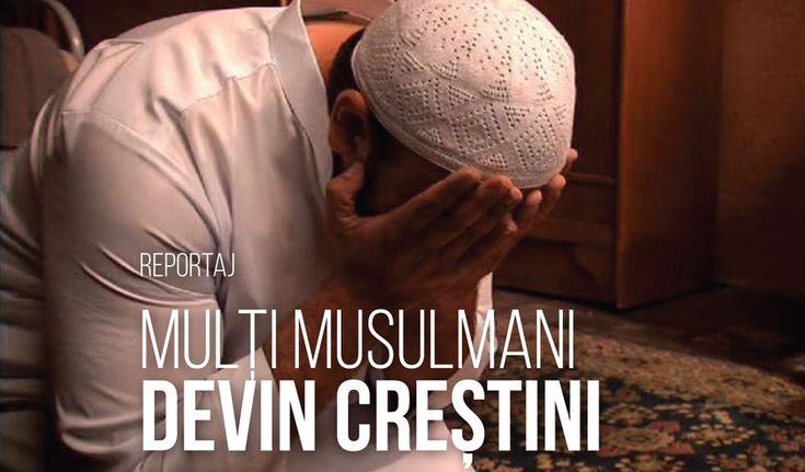 Au ales religia libertății și a iubirii: Sute de musulmani din zonele măcinate de conflicte, se convertesc la creștinism!