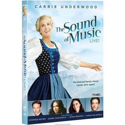 The Sound of Music Live! pre ordered the Live Sound of Music dvd  http://www.target.com/p/the-sound-of-music-live/-/A-15029607?ref=tgt_adv_XSG10001&AFID=Google_PLA_df&LNM=%7C15029607&CPNG=Entertainment&kpid=15029607&LID=PA&ci_src=17588969&ci_sku=15029607&gclid=CIGgqe7HlbsCFSEV7AodGQwAmA
