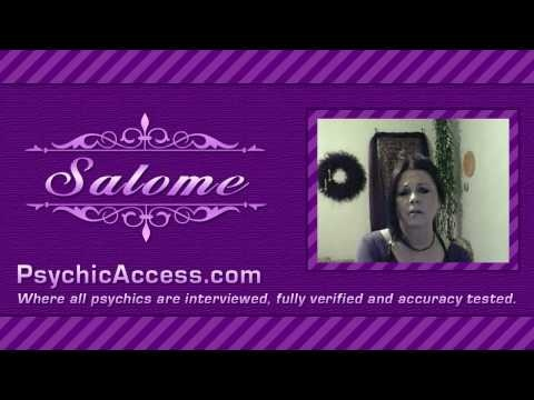 Salome at PsychicAccess.com