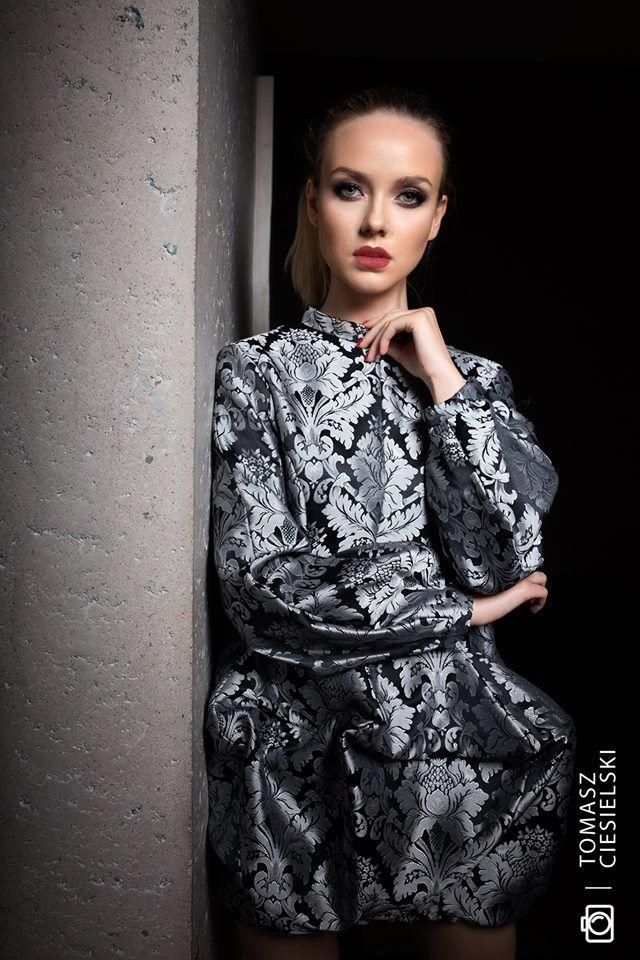 dress Gabriela Hezner designer fot. Tomasz Ciesielski Sale gabrielahez6@gmail.com