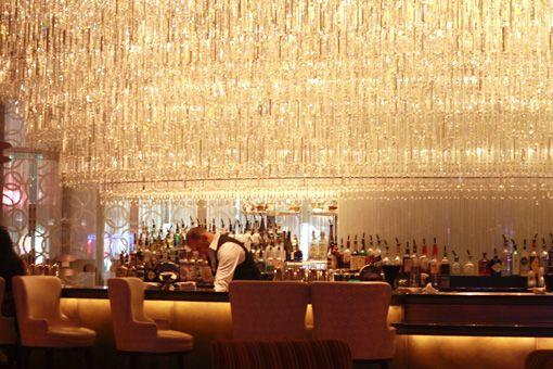 Chandelier Bar, Cosmopolitan Las Vegas