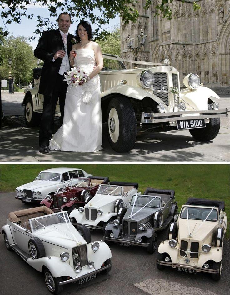 25 Unusual Wedding Car Ideas