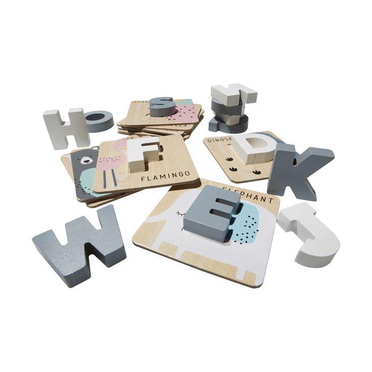 ABC Matching Puzzle | Kmart