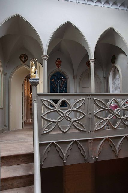 Strawberry Hill House, 'Armory' | Flickr - Photo Sharing!