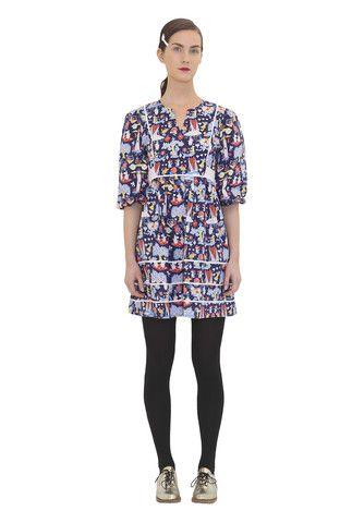 Pilvi dress. Shop: http://shop.ivanahelsinki.com/collections/moomin-by-ivana-helsinki/products/pilvi-1