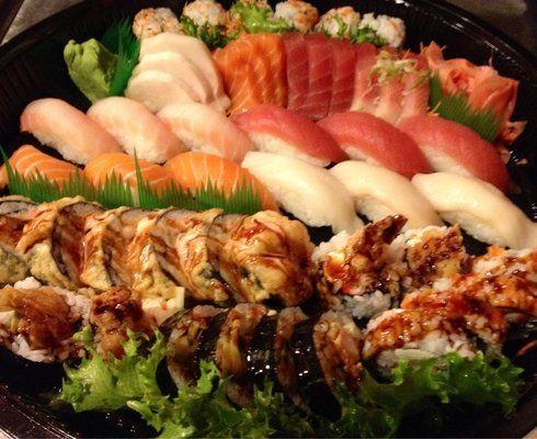 Hana Sushi - http://wheretoeatameliaisland.com/city/hana-sushi/