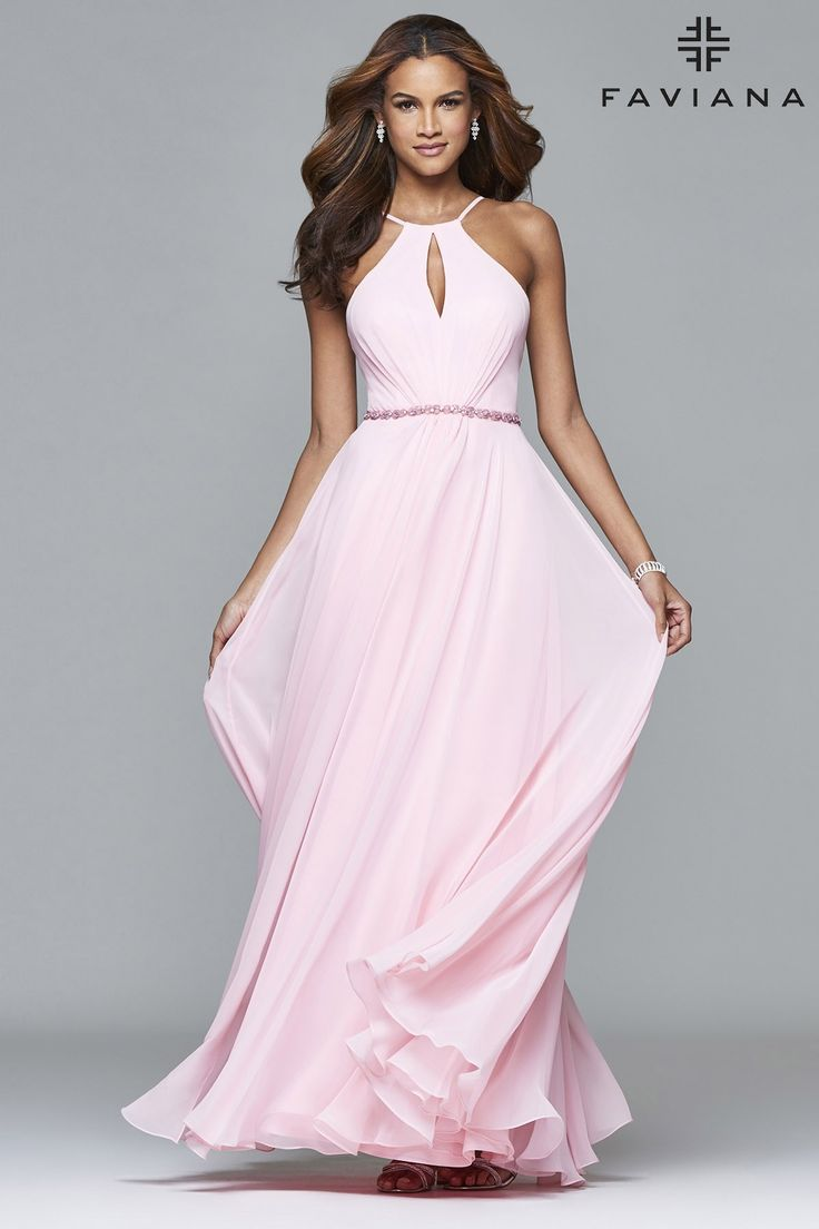 Atractivo Prom Vestidos Faviana Patrón - Colección de Vestidos de ...