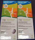#Ticket  2 Tickets Equestrian Dressage Rio 2016 15.08 Dressur Einzel OlympiaOlympic ED004 #Ostereich