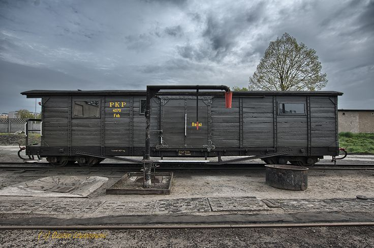 Koleje wąskotorowe w Polsce - Nie tylko parowozami człowiek żyje - GMFK
