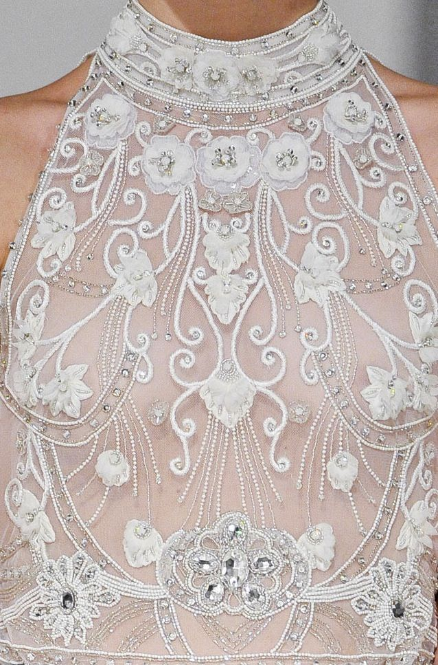 #couture #embroidery