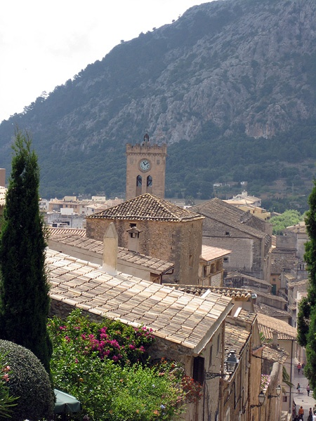 Pollensa, The Old Town